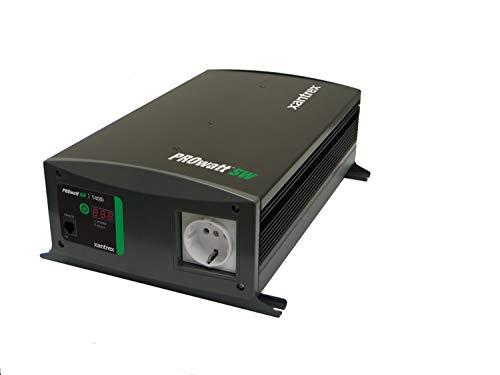 Xantrex PROwatt swi Wechselrichter Dauerleistung 2000W Spitzenleistung 4000W Schuko AC/DC Spannungswandler 230V Sinuswelle Wandler Inverter