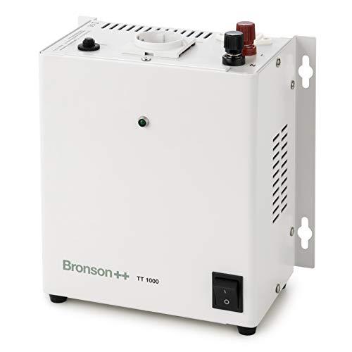 Bronson++ TT 1000 Trenntransformator Trenntrafo 1000  Watt 230  Volt