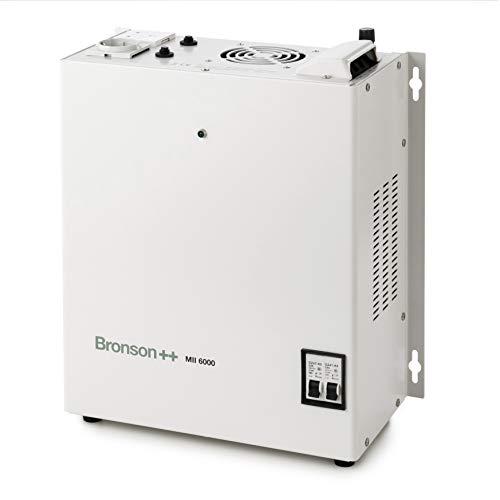 Bronson++ MII 6000 Trenntransformator Trenntrafo 6000 Watt - In:  110V/230V - Out:  230V