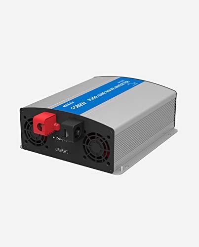 EPEVER® IP1500-22 reiner Sinus Spannungswandler 1500W 24V auf 230V