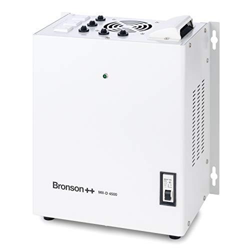 Bronson++ MII-D 4500 Trenntransformator Trenntrafo 110 Volt USA Trafo Spannungswandler 4500 Watt - In: 110V/230V - Out: 110V