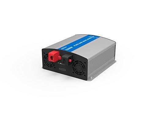 EPEVER® IP1000-12 reiner Sinus Spannungswandler 1000W 12V auf 230V