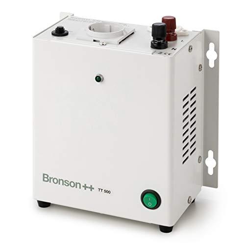 Bronson++ TT 500 Trenntransformator Trenntrafo 500  Watt 230  Volt