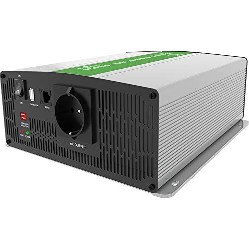 Offgridtec® PSI Sinus Spannungswandler RS485 1500W 2400W 12V 230V