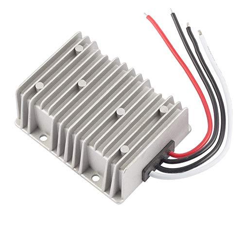 ZHITING DC Power Converter Regler wasserdicht , 30A 360W 48V / 36V zu 12V Converter Spannungsregler Spannungswandler für Golf Cart Power Module LED-Streifen Licht
