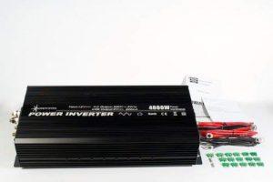 230 Volt Spannungswandler 4000 watt