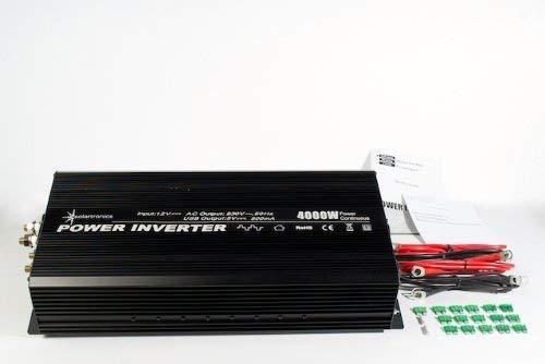 Spannungswandler 4000 Watt 12-230V