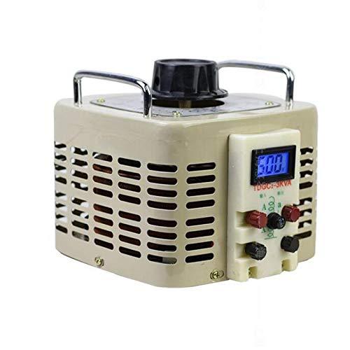 Spannungswandler Leistungstransformatoren Ringkern Transformator Step-up/-down Converter Stelltransformator Trenntrafo Stelltrafo 220 V 0-250 V AC 500 W Einwandler Einphasen-Vertikal,5000W