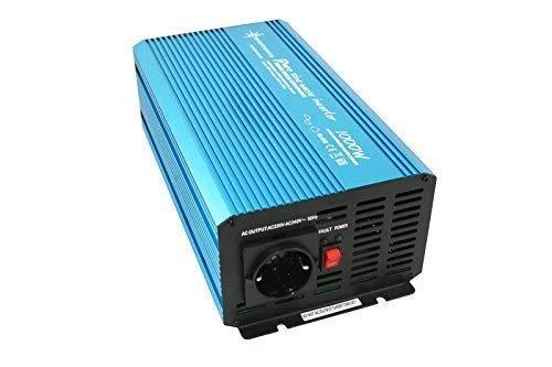 Spannungswandler Sinus 1000 Watt 12-230V