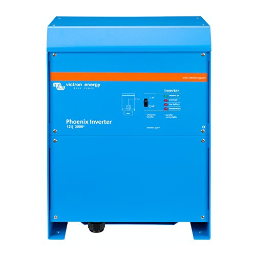 Victron Phoenix Inverter 12/3000 VE.Bus 12V 230V Sinus 2400W 6000W
