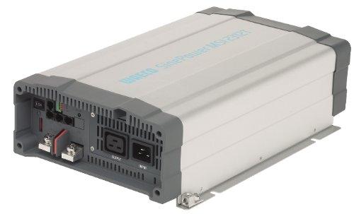 Dometic SinePower MSI 2312, Sinus-Wechselrichter, Spannungswandler 12 V auf 230 V, Überspannungsschutz, 2300 W, mobile Steckdose