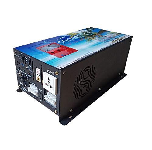 5000W Spannungswandler reiner/SINUS Power inverter Wechselrichter dc 24V/ac 230V UPS