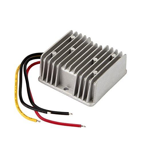 Trafo Adapter Transformator Wandler DUMVOIN Wasserdicht Netzteil Regler 120W DC 48V auf 12V 10A Voltage Converter Durable Netzteil-Platine Konverter Reducer Voltage Converter