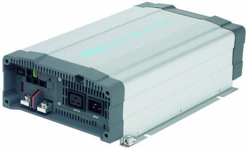 Dometic SinePower MSI 2324, Sinus-Wechselrichter, Auto, LKW Spannungswandler 24 V auf 230 V, Überspannungsschutz, 2300 W, mobile Steckdose