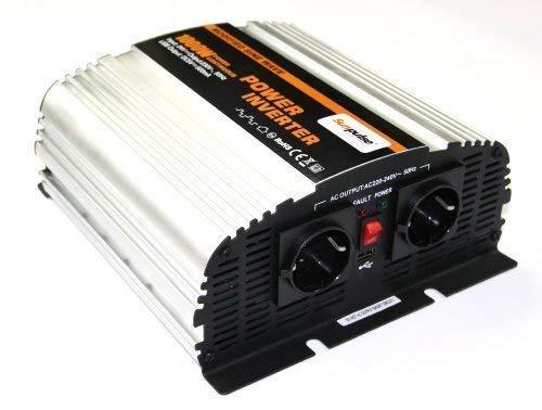 Spannungswandler NS 24V 1000 Watt Inverter Wechselrichter