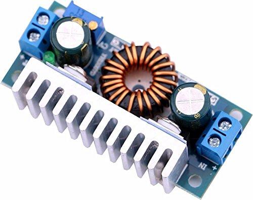 DC-DC-Spannungswandler 6-32V regelbar 6-42 V 12 V bis 24 V 8 A Step Up-V-Regler Power Transformer Stabilisator Modul für Solar Panel Auto