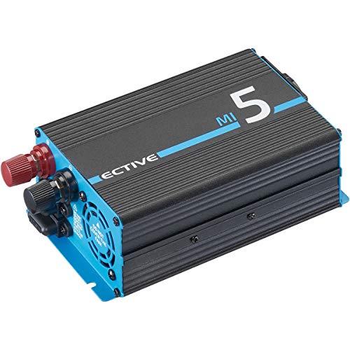 ECTIVE 500W Wechselrichter 12V zu 230V Spannungswandler mit modifizierter Sinuswelle MI 5 in 7 Varianten: 300W - 3000W