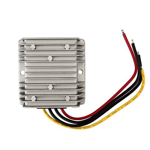 SUPERNIGHT Netzteil Spannungswandler DC DC Buck Converter Voltage Reducer Converter 48V auf 12V 10A 120W