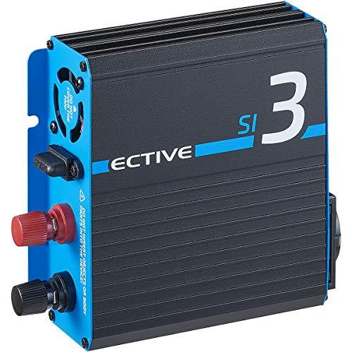 ECTIVE 300W 12V zu 230V Sinus-Wechselrichter SI 3 Spannungswandler mit reiner Sinuswelle Power-Inverter in 7 Varianten