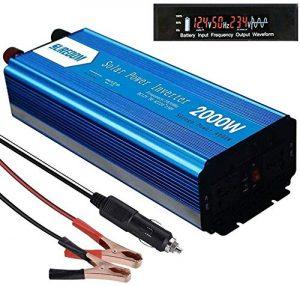Wechselrichter 2000 Watt
